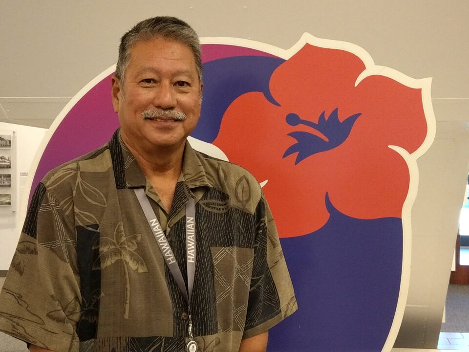 Lee Cataluna: Saying Aloha To Hawaiian Airlines