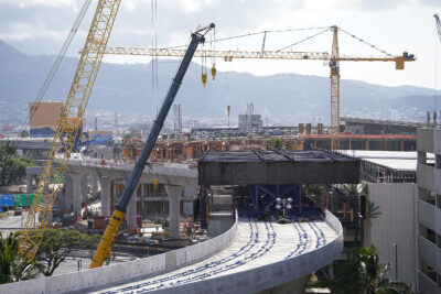 Honolulu Pulls Out Of Public-Private Partnership Plan For Rail