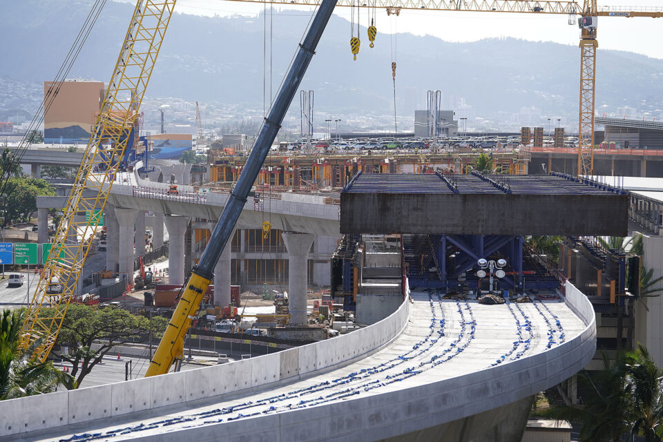 Honolulu Rail's Pricey P3 Procurement Continues After Board Fails To End It