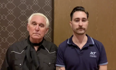 Trump Ally Roger Stone Endorses 'Proud Boy' For Hawaii House