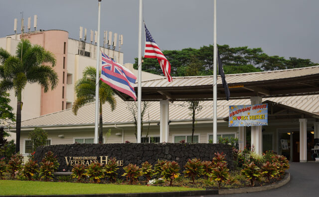 Scores of Yukio Okutsu Veterans Home residents have been killed by a surge of COVID-19 cases at the vetrerans home located on Hawaii island. September 24, 2020