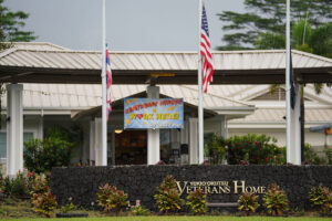 Veterans Home In Hilo To Get $600,000 In Federal Relief Funds