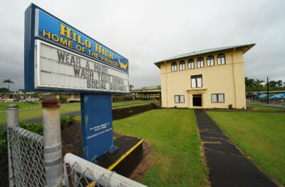 Many Hawaii High Schools Plan In-Person Graduation Ceremonies
