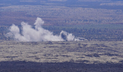 Army Wants To Retain Access To Big Island Training Area