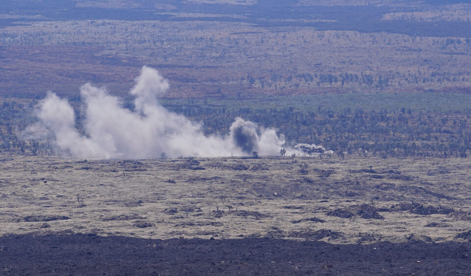 Army: State Needs To Renew Lease For Big Island Training Area