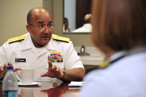 New VA Pacific Island Director: 'Telemedicine Is The Way To Go'