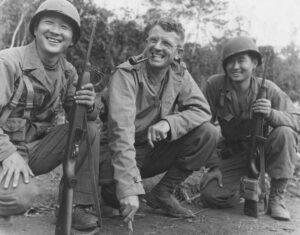 Marauder Samurai: Hawaii Soldiers Played Key Role In WWII Unit Honored By Congress