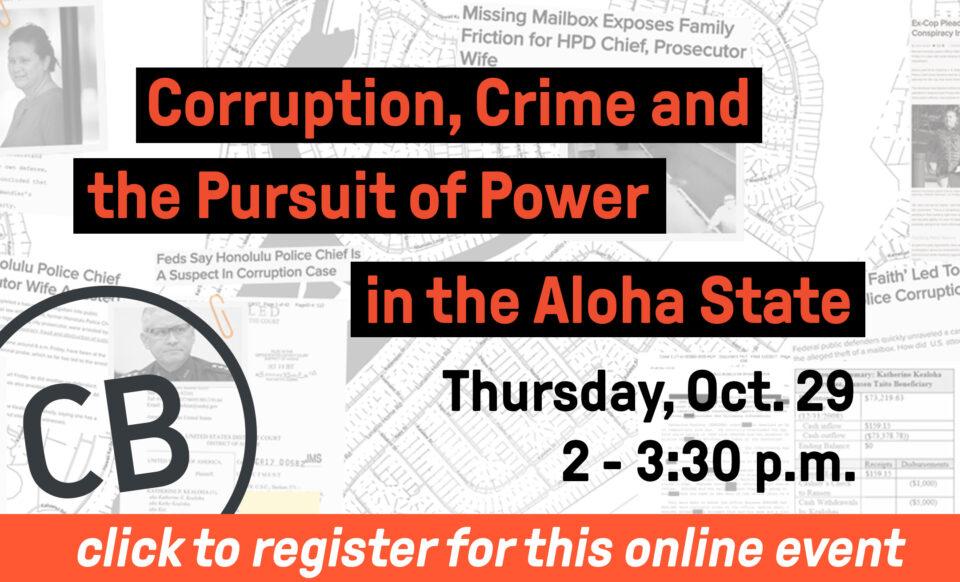 PSA – Event: Corruption Event 10/29/20
