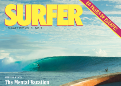 Eric Stinton: Here's Why We Should All Mourn The Loss Of SURFER Magazine