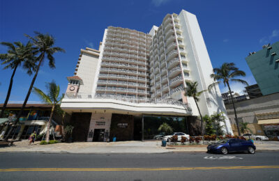 Honolulu Secures Two Waikiki Properties For COVID-19 Isolation