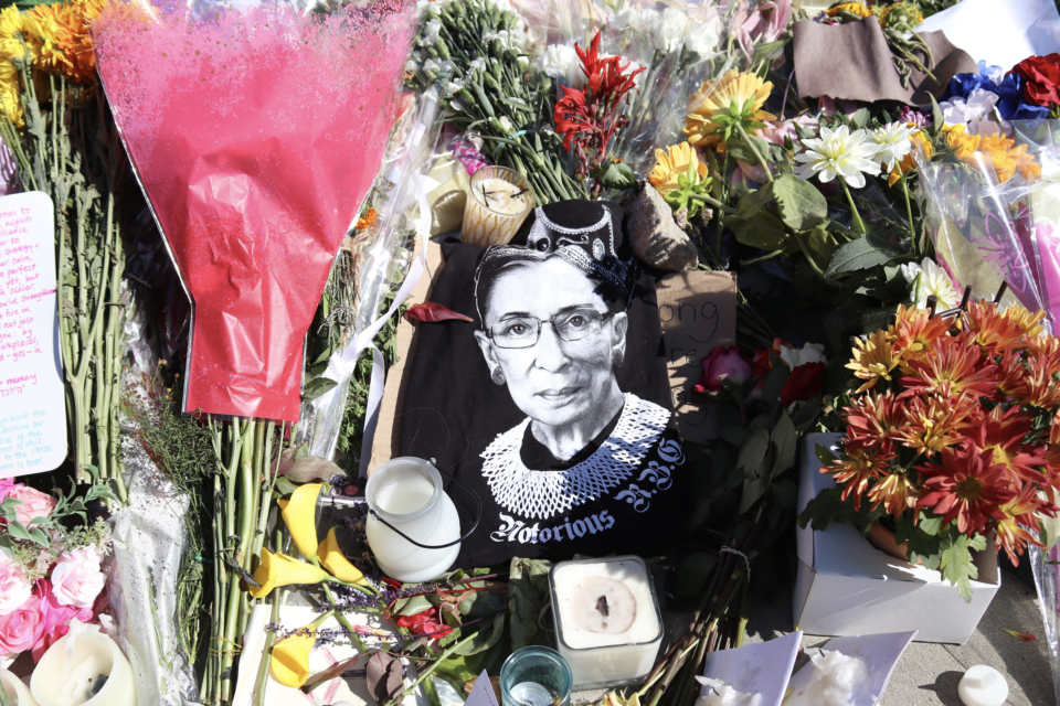 In Honor Of The Passing Of Justice Ginsburg: A Nurse's Perspective