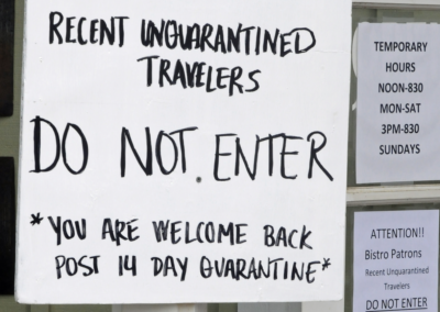 Kauai Restaurants Bar 'Unquarantined Travelers' From Dine-In Service