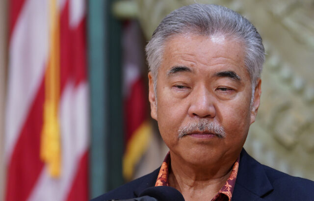 Governor David Ige announces the nomination of Judge Todd Eddins to the Hawaii State Supreme Court. October 23, 2020