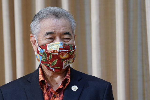 Gov. Ige Issues New Mask Mandate, But Most Rules Remain The Same