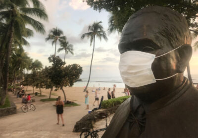 VIRUS TRACKER — Oct. 26: 38 New COVID-19 Cases In Hawaii