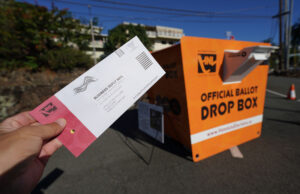 A Majority Of Hawaii Voters Have Already Cast Their Ballots