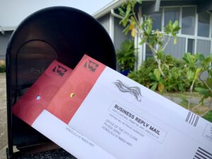 Hawaii Elections Office Wants Ballots Mailed Tuesday