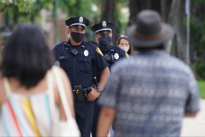 Protection For A Price: Waikiki Businesses Pay Extra For Police