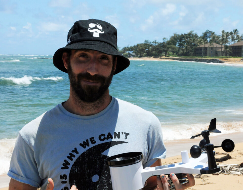 Aaron Feinberg: Kauai Photographer Turned Weather Guru