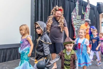 Denby Fawcett: Adults Hijacked Halloween Decades Ago. This Year The Kids Will Get It Back
