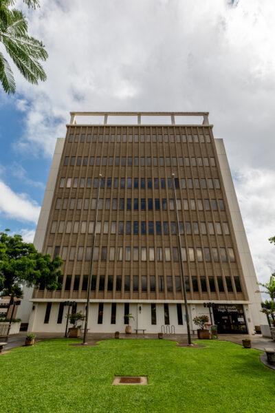 Maui County Building