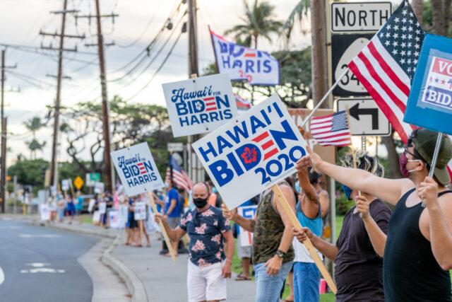 Maui Politics - Biden
