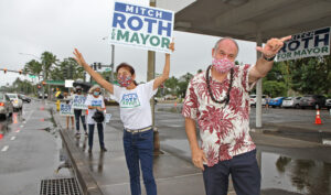 Hawaii County Races:  Mitch Roth Wins The Mayor's Race