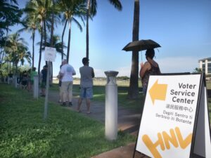 Hawaii Casts Record Number Of Ballots In General Election