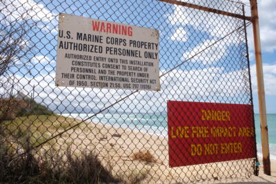 West Oahu Residents Are Wary Of Possible Marine Corps Expansion