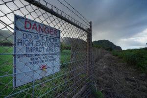 A Shaky Truce: The Army And Native Hawaiians Both Want Oahu's Makua Valley
