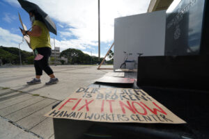 Hawaii's Unemployed Must Clear Up Earlier Benefit Snafus Before Getting Federal Dollars