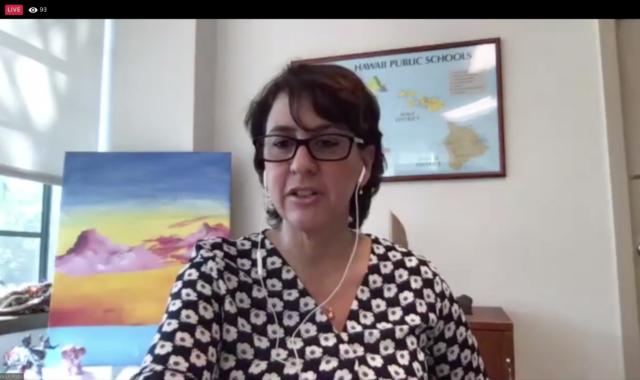 Hawaii DOE, superintendent, Christina Kishimoto