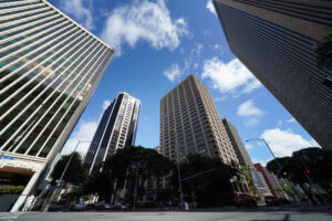 'Treading Water': Working From Home Hasn't Hurt Hawaii's Office Rental Market — Yet