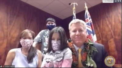Senate Confirms Todd Eddins To Hawaii Supreme Court