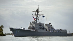 Major COVID-19 Outbreak Hits Pearl Harbor Warship