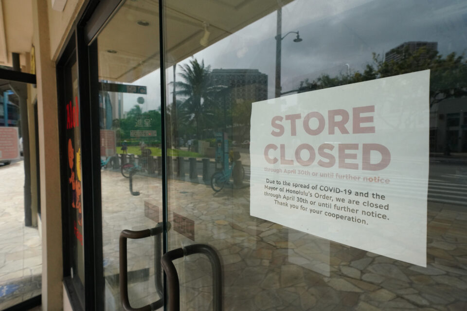 Lee Cataluna: Locked Doors And Empty Shelves Haunt Waikiki's Prime Retail Spots