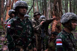 How Hawaii Became A Training Ground For The Indonesian Military