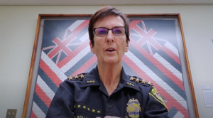 Honolulu Police Chief Denies Misuse Of Federal Funds