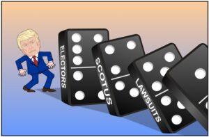 John Pritchett: Domino Effect