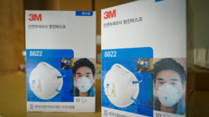 State Sent Out Hundreds Of Ineffective Masks In Pandemic Chaos