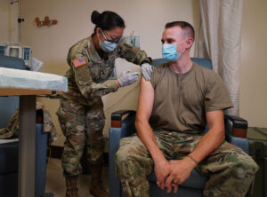 Army May Make COVID-19 Vaccines Mandatory In September