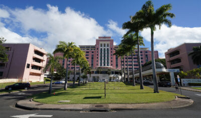 Case Tries Again To Get The Army To Fix Tripler's Parking Problem