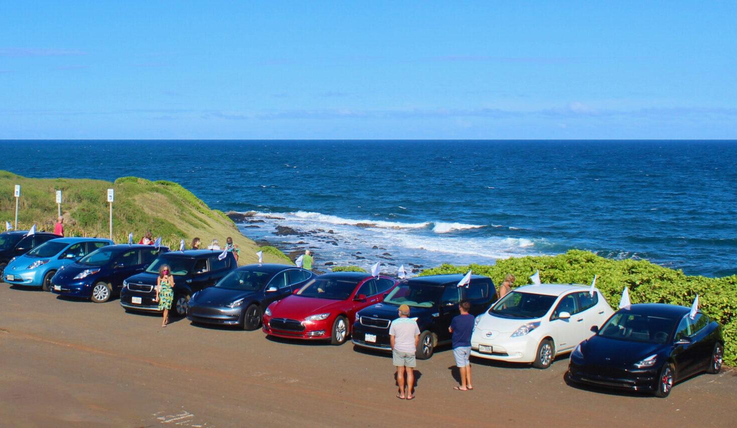 How To Ramp Up Hawaii's Use Of Electric Cars - Honolulu Civil Beat