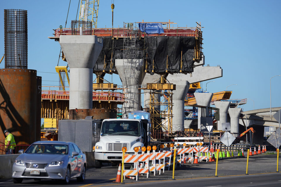 New Route For Honolulu Rail? Any 'Hare-Brained' Scheme Is Being Considered