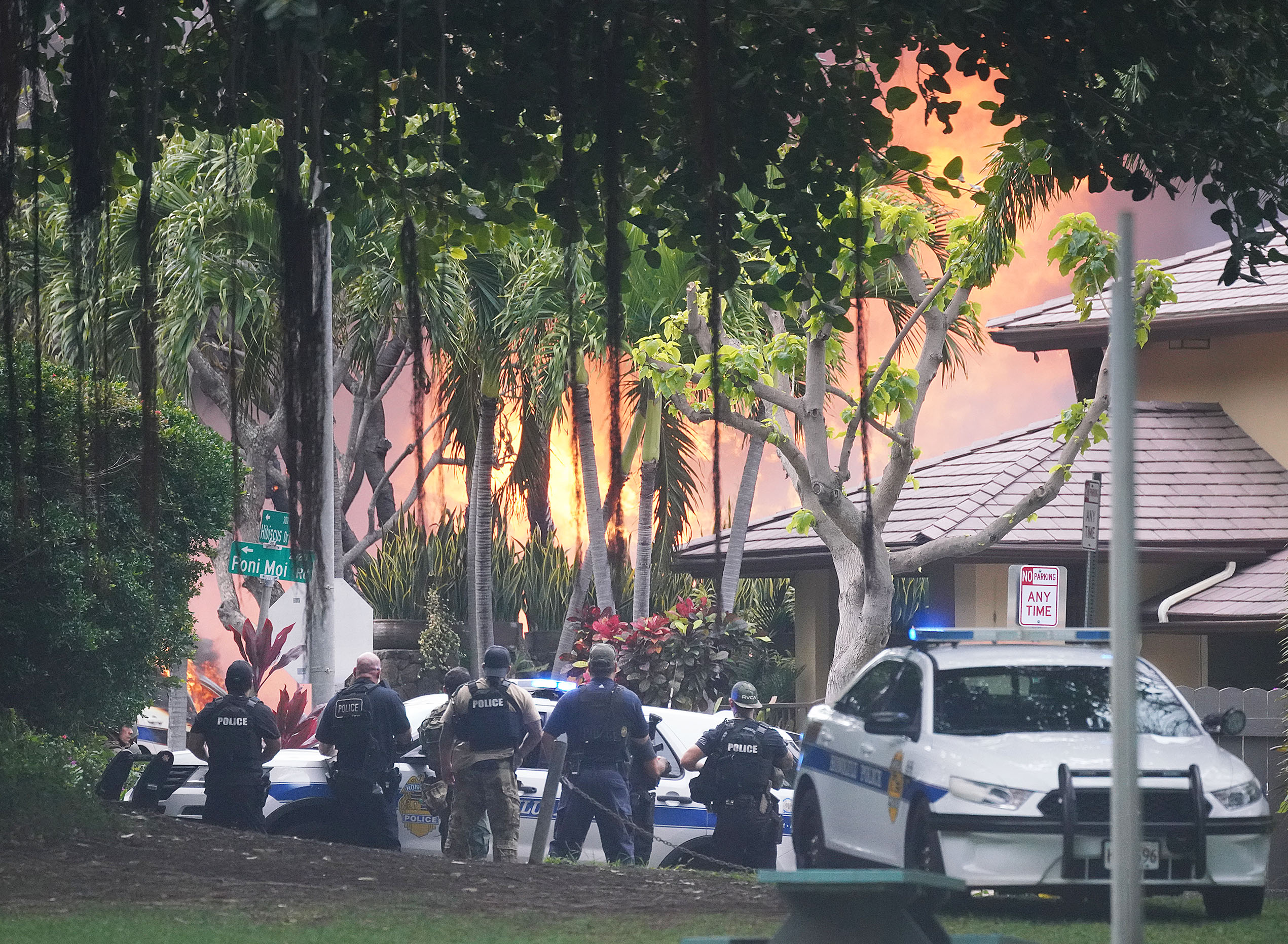 <p>Honolulu began 2020 with the fatal shooting of two police officers — Tiffany Enriquez and Kaulike Kalama — on a Sunday morning near Diamond Head. The suspect was identified as 69-year-old Jerry Hanel, who died in a fire he allegedly set inside a home on Hibiscus Drive.</p> <p></p>
