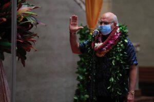 New Honolulu Mayor Warns Road Ahead 'Is Not Going To Be Easy'