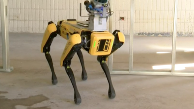 Honolulu Police Spent $150,000 In CARES Funds On A Robot Dog