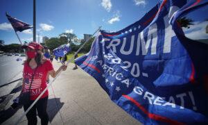 Ige Blames President Trump For Violence At US Capitol