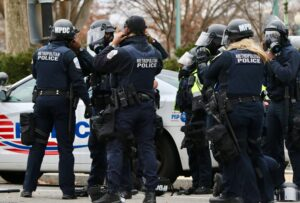 Capitol Siege Raises Questions Of White Supremacist Infiltration Of US Police