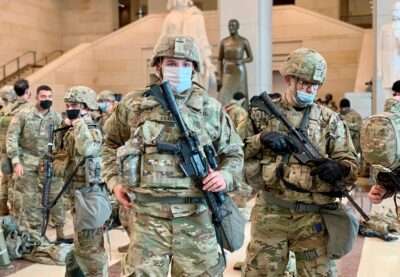 Hawaii's National Guard Is Sending 200 Troops To Help Secure Inauguration